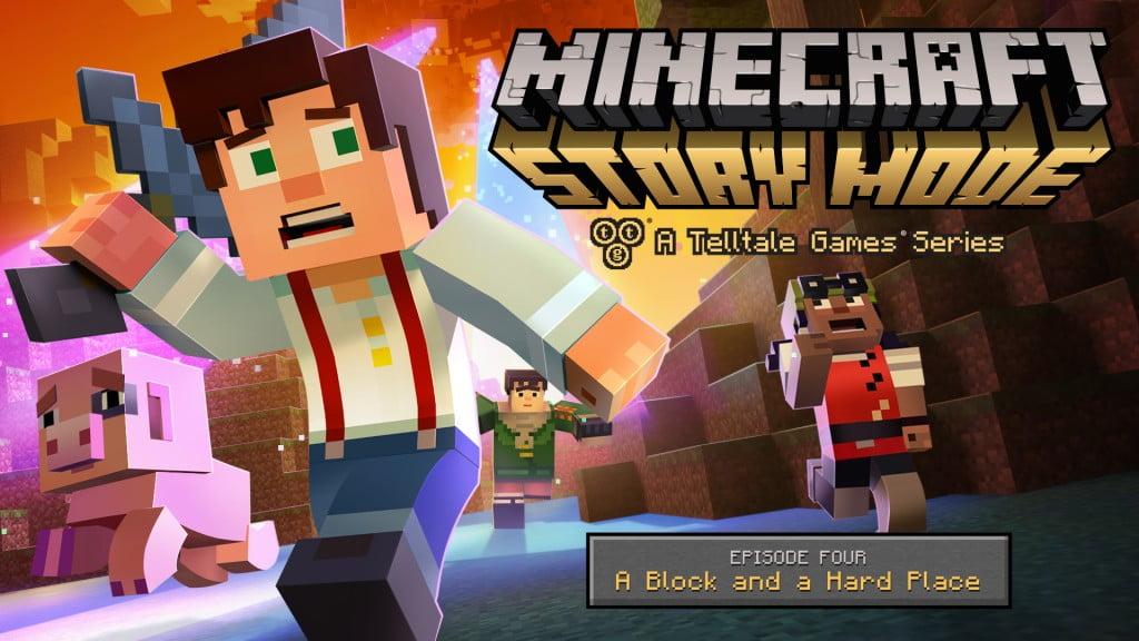 Minecraft: Story Mode estrenará el cuarto episodio el 22 de diciembre