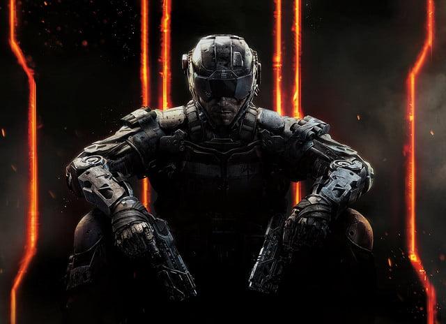 Los más vendidos del mes de noviembre: Call of Duty: Black Ops III