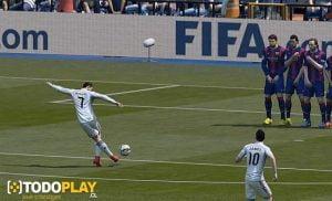 FIFA 15 Rabonas