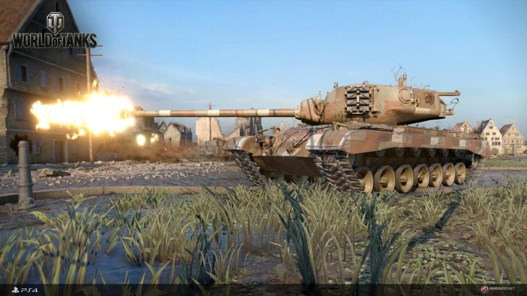 El 8 de Enero comienza la segunda semana del Beta de World of Tanks