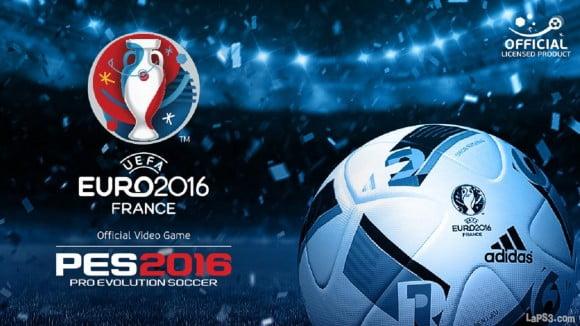 La Eurocopa de Francia 2016 llegará gratis a PES 2016