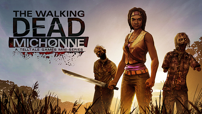 Gameplay: The Walking Dead: Michonne