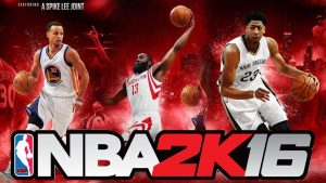 NBA2K2016