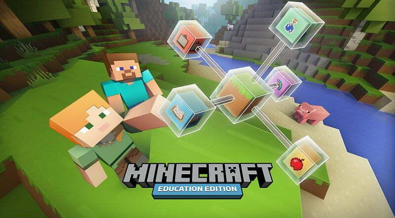 Minecraft: Education Edition estrena su versión el 1 de noviembre