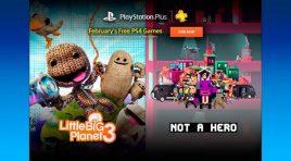 PlayStation Plus confirma sus juegos gratuitos para febrero de 2017