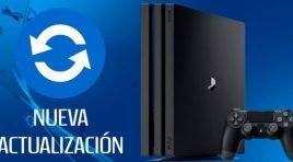 Disponible la actualización 4.55 del sistema para PS4
