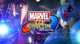 Gameplay de Marvel vs Capcom: Infinite