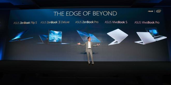ASUS anuncia sus notebooks next generation en Computex