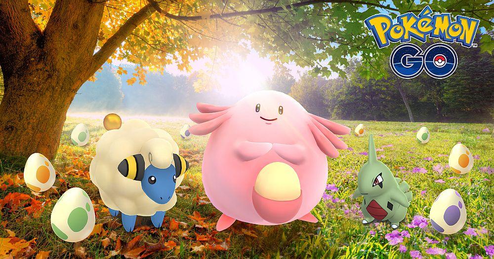 El evento de equinoccio en Pokemon Go