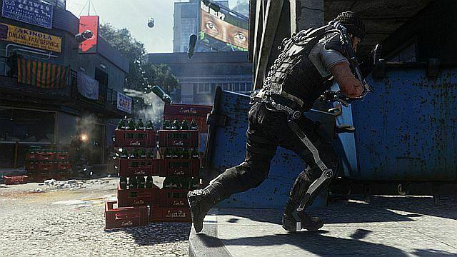 Call of Duty: Advance Warfare