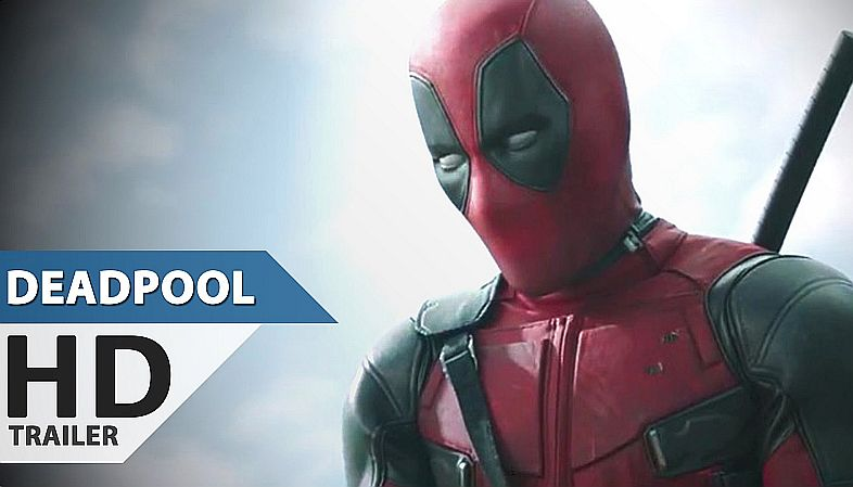 Deadpool Trailer 2016