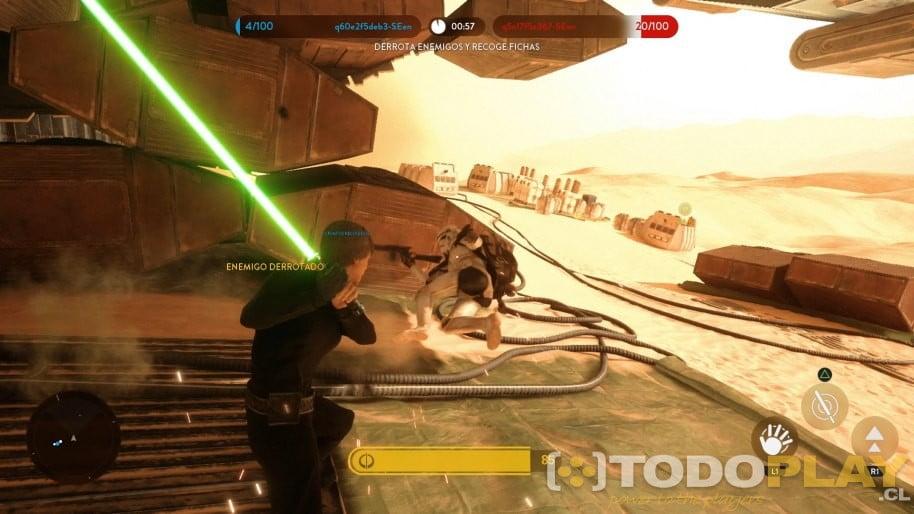 El contenido gratuito de Star Wars: Battlefront ya está disponible