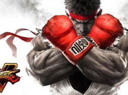 street fighter V portada