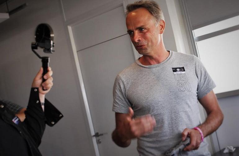 Michel Ancel se encuentra trabajando en «un proyecto secreto» con Ubisoft