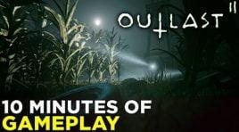 Outlast 2 nos muestra 10 minutos de terror