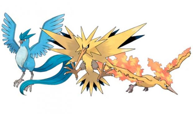 Pokémon Legendarios llegarán a Pokémon Go durante el 2017