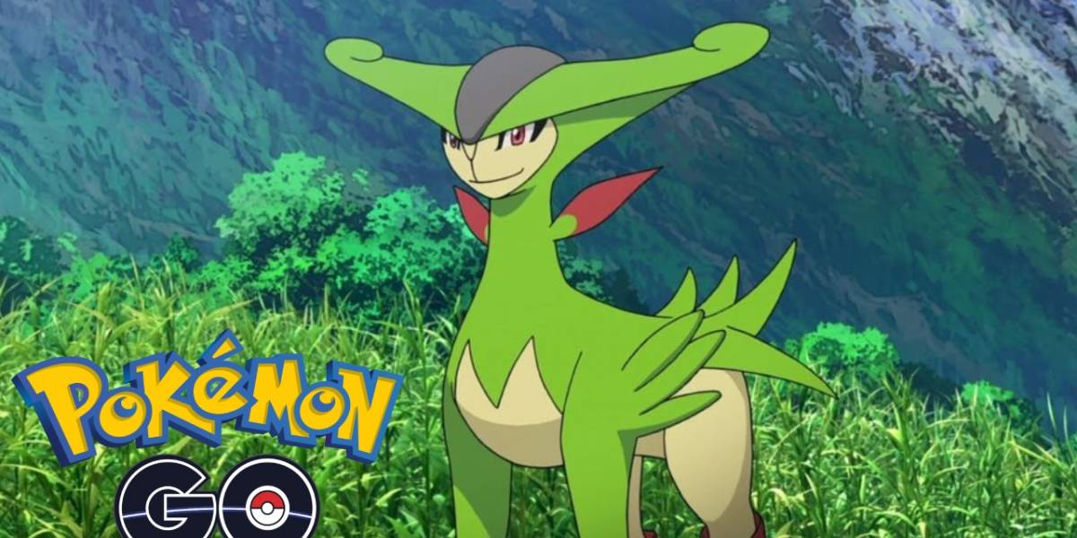 Pokémon Go: cómo vencer a Virizion de manera sencilla y rapida